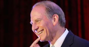 Richard Haass: the American diplomant is chairing the latest multi-party talks in the North.