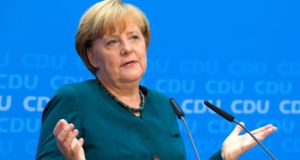 Angela Merkel dismissed talk of greater flexibility on euro reform
