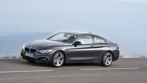 The BMW 420d Coupe hits the spot on twisty, mountainous roads