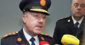 Garda Commissioner Martin Callinan who said today that while he was appalled by the recent fatal stabbings in  Dublin, it would be   impossible to ban knives and other sharp objects.  Photograph: Eric Luke/The Irish Times