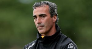 Donegal manager Jim McGuinness: Photograph: Inpho
