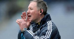 Having been supportive of referees, Jim Gavin might come to regret  – however privately – his  criticism of referee Joe McQuillan for the amount of frees conceded by Dublin in Sunday's Al-Ireland football final. Photograph: Donall Farmer/Inpho