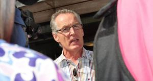"Senior Sinn Féin Assembly member Gerry Kelly has described the Stormont administration as being ""in crisis""."