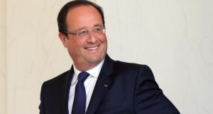 The state has hired an additional 3,347 civil servants since French president François Hollande came to office. Photograph: Reuters