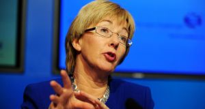 Former Fianna Fáil minister Mary Hanafin wants to run but the party hierarchy is not convinced