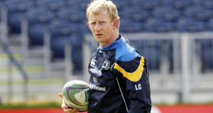 Leinster captain Leo Cullen says he enjoys the games more than the training. Photograph: Donall Farmer/INPHO
