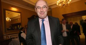 Overbearing: Minister for the Environment Phil Hogan. Photograph: Laura Hutton/Photocall Ireland