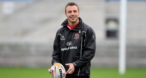 Tommy Bowe is back from wrist injury to face Treviso at Ravenhill tonight.