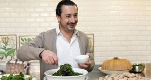 Kamal Mouzawak of Souk el Tayeb, Lebanon's first farmers' market,  and Tawlet co-operative restaurant in Beirut, is coming to Ireland