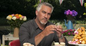 Great British Bake Off judge Paul Hollywoodis coming to Dublin. Photograph: Des Willie