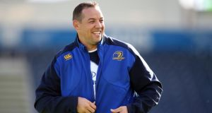 Leinster's forwards coach Jonno Gibbes is due to leave the province at the end of the season.