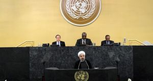 relations between iran and us essay