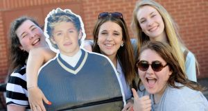 One Direction fans on the opening night of the band's tour in Australia last week. Photograph: David Mariuz/Getty Images