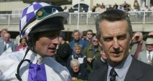 Jim Bolger and son-in-law jockey Kevin Manning will be heading to Paris on Sunday with Trading Leather.