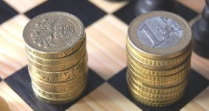"""The 'euro' though has become almost a toxic issue of debate in certain quarters in Britain."""