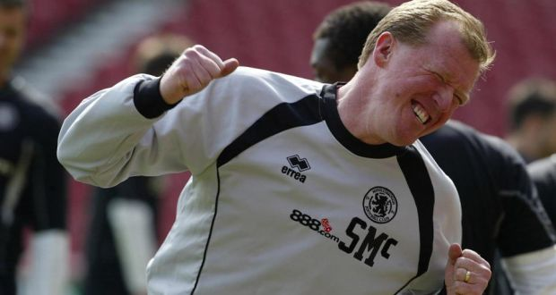 Steve McClaren confirmed as new Derby County manager