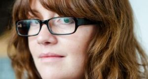 "Eimear McBride: ""stands out among her contemporaries because of the extraordinary risks she takes with language."""