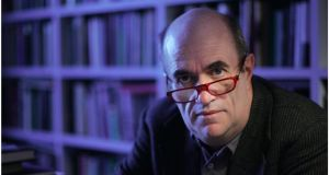 Colm Tóibín: one of several big names at the Civic Theatre on October 19th. Photograph: Bryan O'Brien