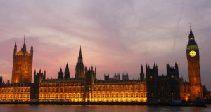 The House of Lords - which, like the House of Commons, is in the Palace of Westminster - lost the power to block legislation permanently in 1911. Photograph: Thinkstock