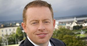 Ciaran Cannon: claimed he would be guaranteed Seanad seat.