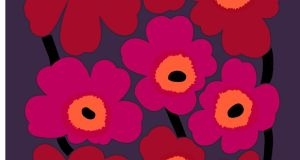 Marimekko updates the colourways of its poppy pattern continuously