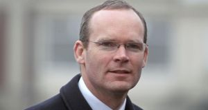 Minister for Agriculture Simon Coveney is considering the introduction of a humane slaughtering scheme for horses. Photograph: Dan Sheridan/Inpho