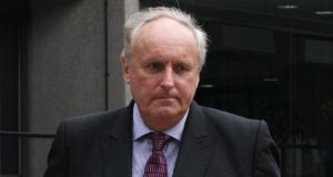 Editor of the Daily Mail, Paul Dacre: accused of  being a coward and a bully
