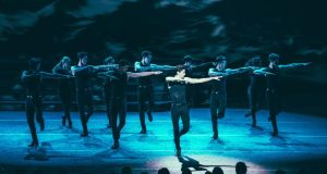 A scene from Heartbeat of Home, the electrifying new music and dance spectacular from the producers of Riverdance.