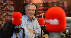 Host with the most?: Pat Kenny. Photograph: Frank Miller