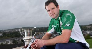 Donegal's Michael Murphy who will captain Ireland against Australia later this month. Photograph: James Crombie/Inpho