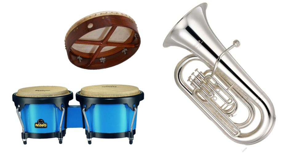 What We Like: Musical Instruments
