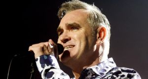 """The mystery surrounding Morrissey's Autobiography is the equivalent of a publishing phenomenon,"" Johnny Rogan, author of Morrissey & Marr: The Severed Alliance, said. Photograph: Kevin Winter/Getty Images"