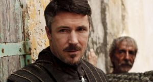 Hire Aidan Gillen for two series: Gillen in 'Game of Thrones'