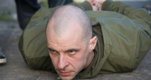 Create antiheroes: Tom Vaughan-Lawlor as Nidge in the new series of 'Love/Hate'
