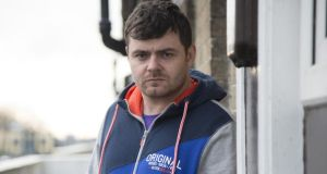 Expand minor characters: Laurence Kinlan as Elmo in 'Love/Hate'