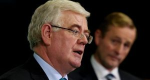Eamon Gilmore: even a reshuffle of minister is unlikely to have much beneficial effect for Labour.