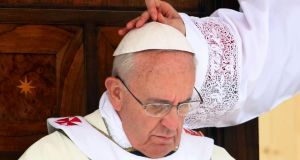 "The bishops draw attention to ""recent disturbing reports"" of poor care for the elderly and the infirm. They say this has its roots in an attitude, which was described by Pope Francis as effectively saying, ""this elderly man, this elderly woman, is useless; discard them, like we hang up the raincoat"". Photograph: Getty Images"