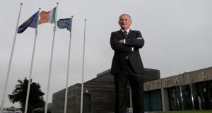 Republic of Ireland interm manager Noel King
