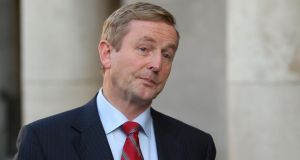 Taoiseach Enda Kenny: bought a little time to work out a response to the crushing Seanad referendum defeat: Niall Carson/PA Wire