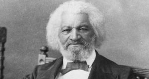Frederick Douglass wrote about how heartened he was by his visit to Ireland. Photograph: MPI/Getty Images