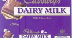 Cadbury's Dairy Milk Through the Years