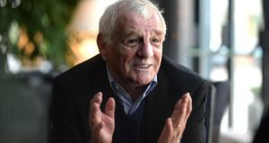 Eamon Dunphy: 'I think the mob are always wrong, so it's not hard to be a contrarian if you're true to your own passion, your own intellect.' Photograph: Cyril Byrne Eamon Dunphy: 'I think the mob are always wrong, so it's not hard to be a contrarian if you're true to your own passion, your own intellect.' Photograph: Cyril Byrne