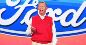 President and CEO of Ford Alan Mulally is among the favourites to take over at Microsoft
