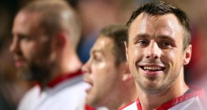 Ulster's Tommy Bowe. Photograph: Dan Sheridan/Inpho