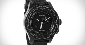 Nixon Passport, about €400,  nixon.com