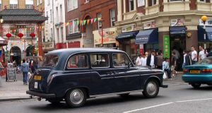 Two hundred  of London's existing 10,000 black cab-drivers – who must renew their licences every three years – – are sitting idle; some since July, because of delays in getting criminal records' clearances.