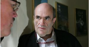 Colm Tóibín: writes in a beguiling mixture of prose and poetry. Photograph: Brenda Fitzsimons