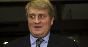 Billionaire businessman Denis O'Brien.