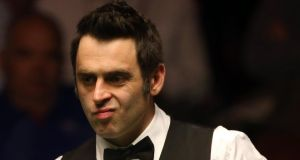 Ronnie O'Sullivan has claimed he was offered £20,000 to fix a snooker match. Photograph: Dave Thompson/PA