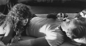 I can't believe it's not butter: Maria Schneider and Marlon Brando in 'Last Tango in Paris'. Photograph: AP